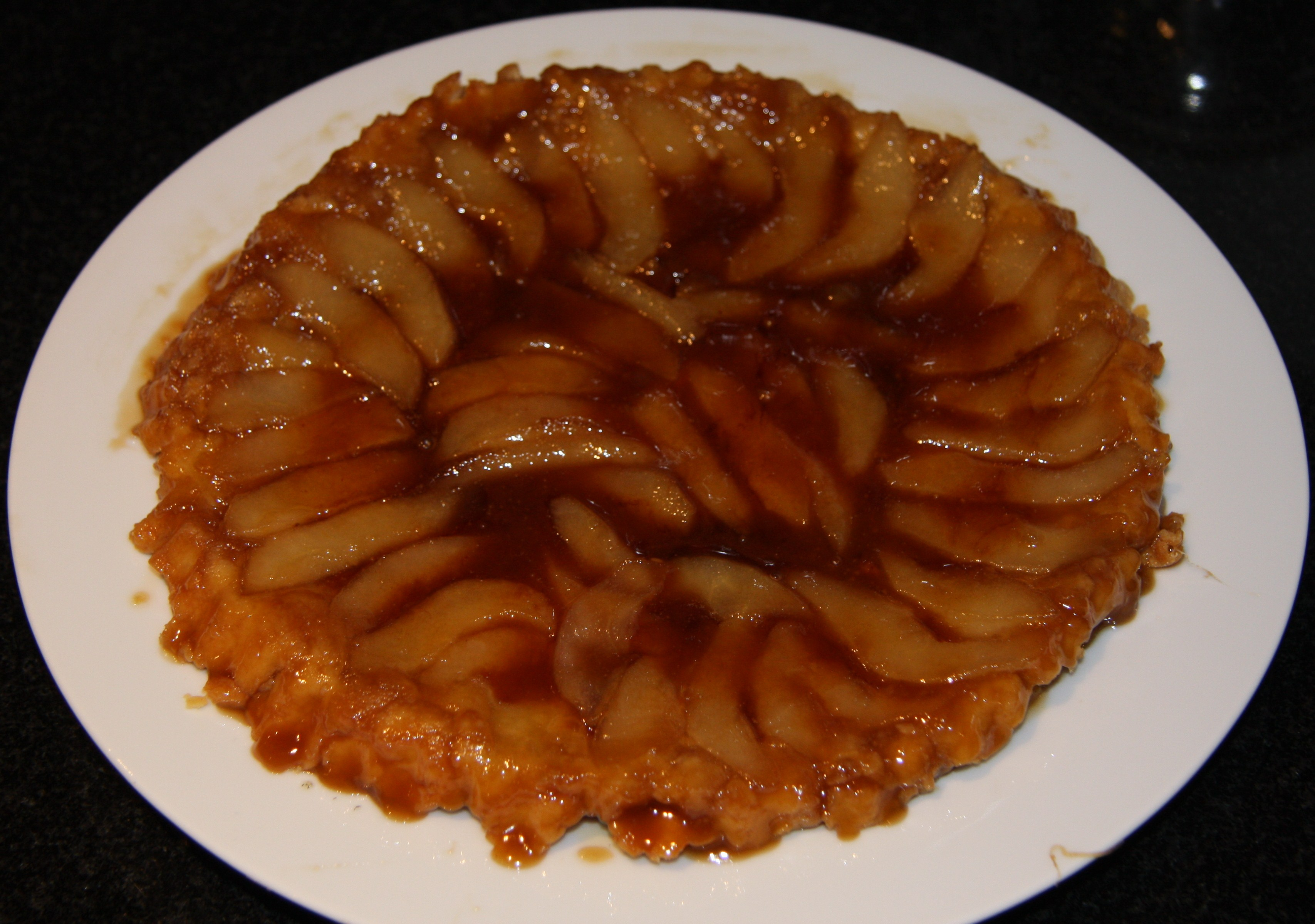 tarte tatin pear tarte tatin pear tarte tatin i m not a back to tarte ...