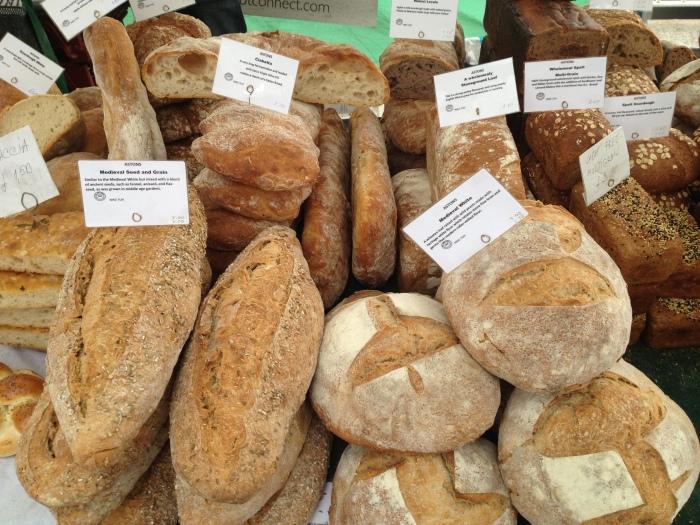 Artisan breads