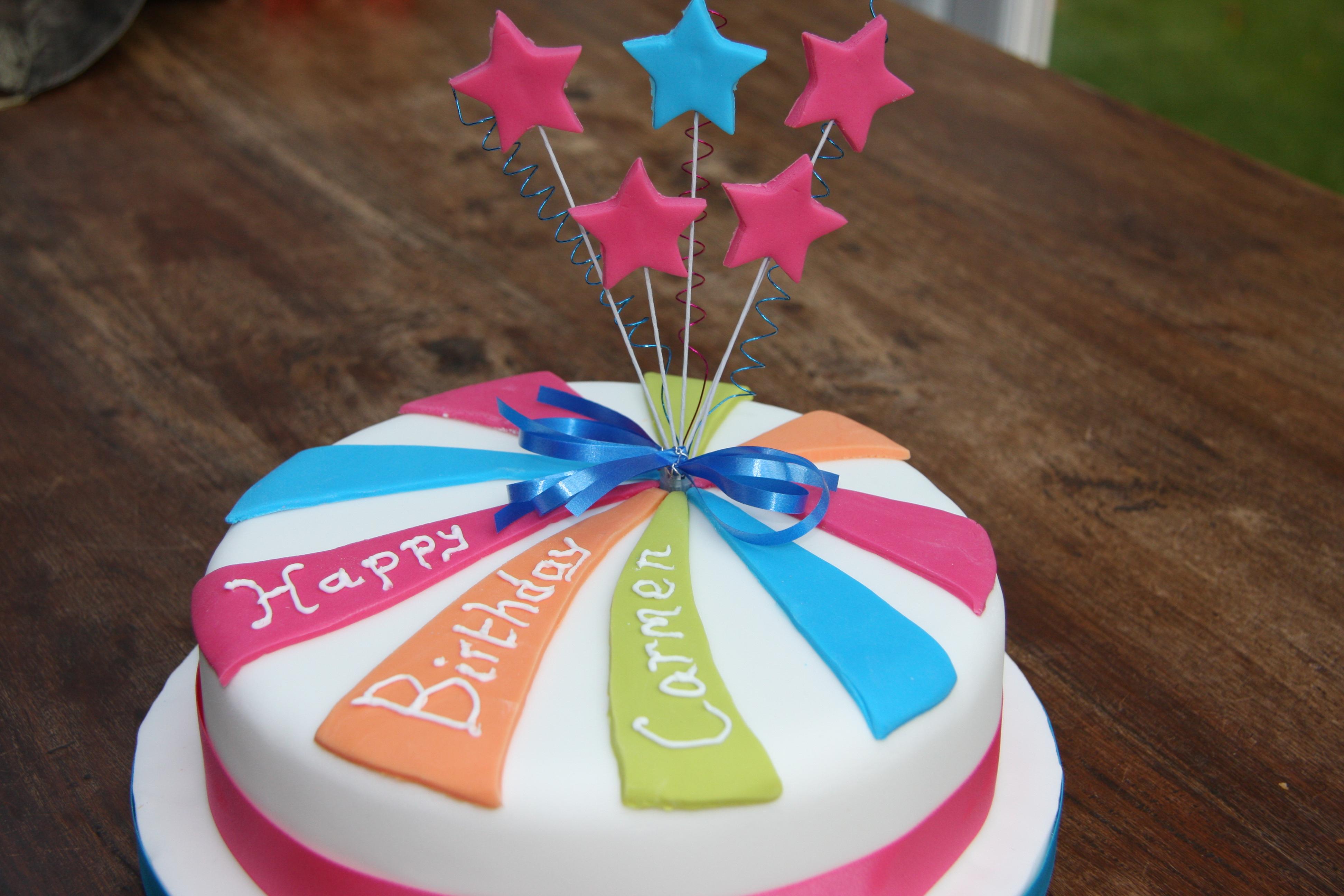 Cake Ideas Disco Birthday Party : Disco Birthday Cakes   seeing double!   lovinghomemade