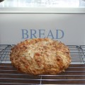 celeriac blue cheese soda bread