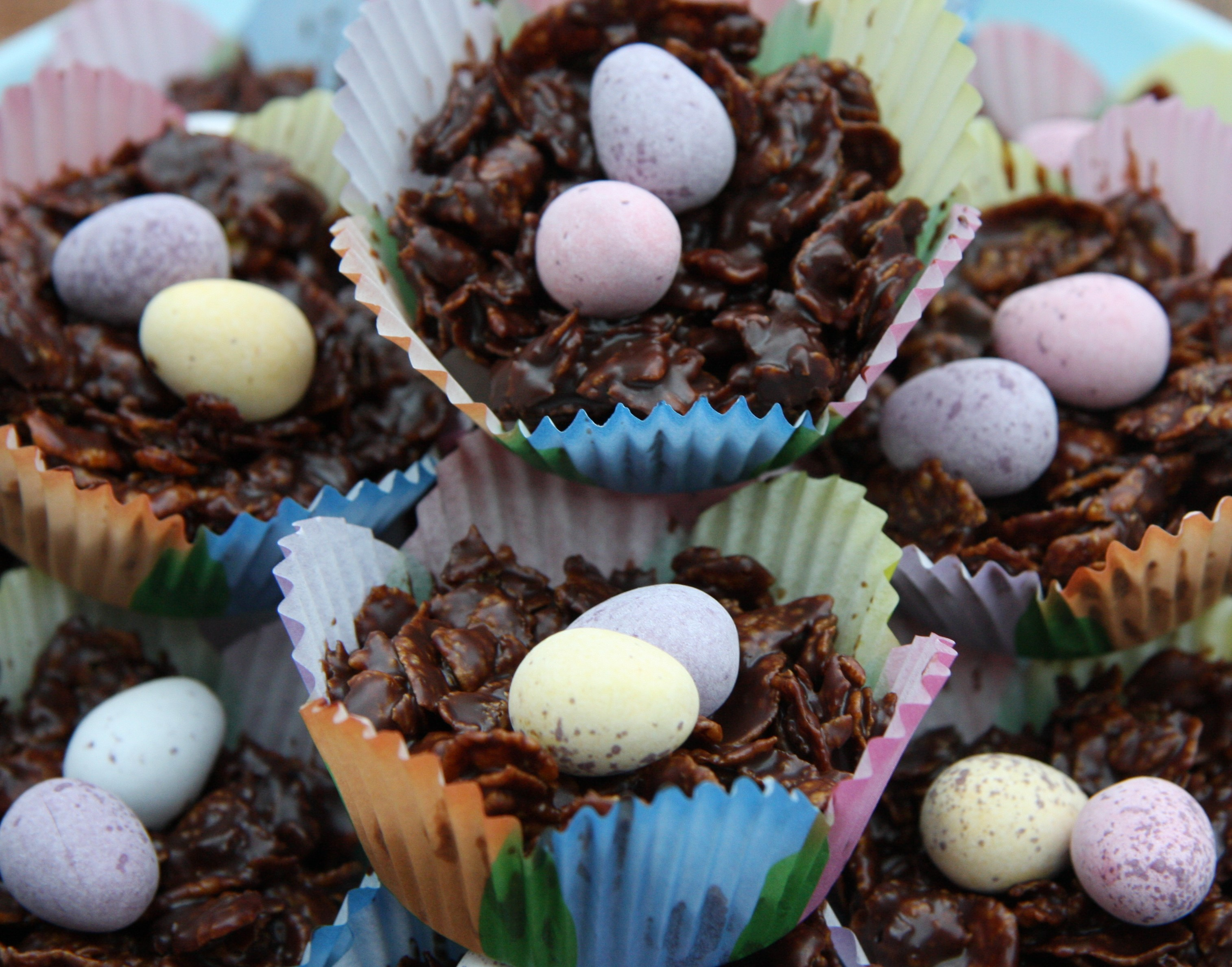 Recipe chocolate cornflake cakes uk
