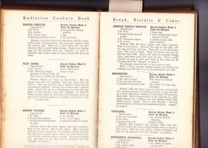 old cookery book