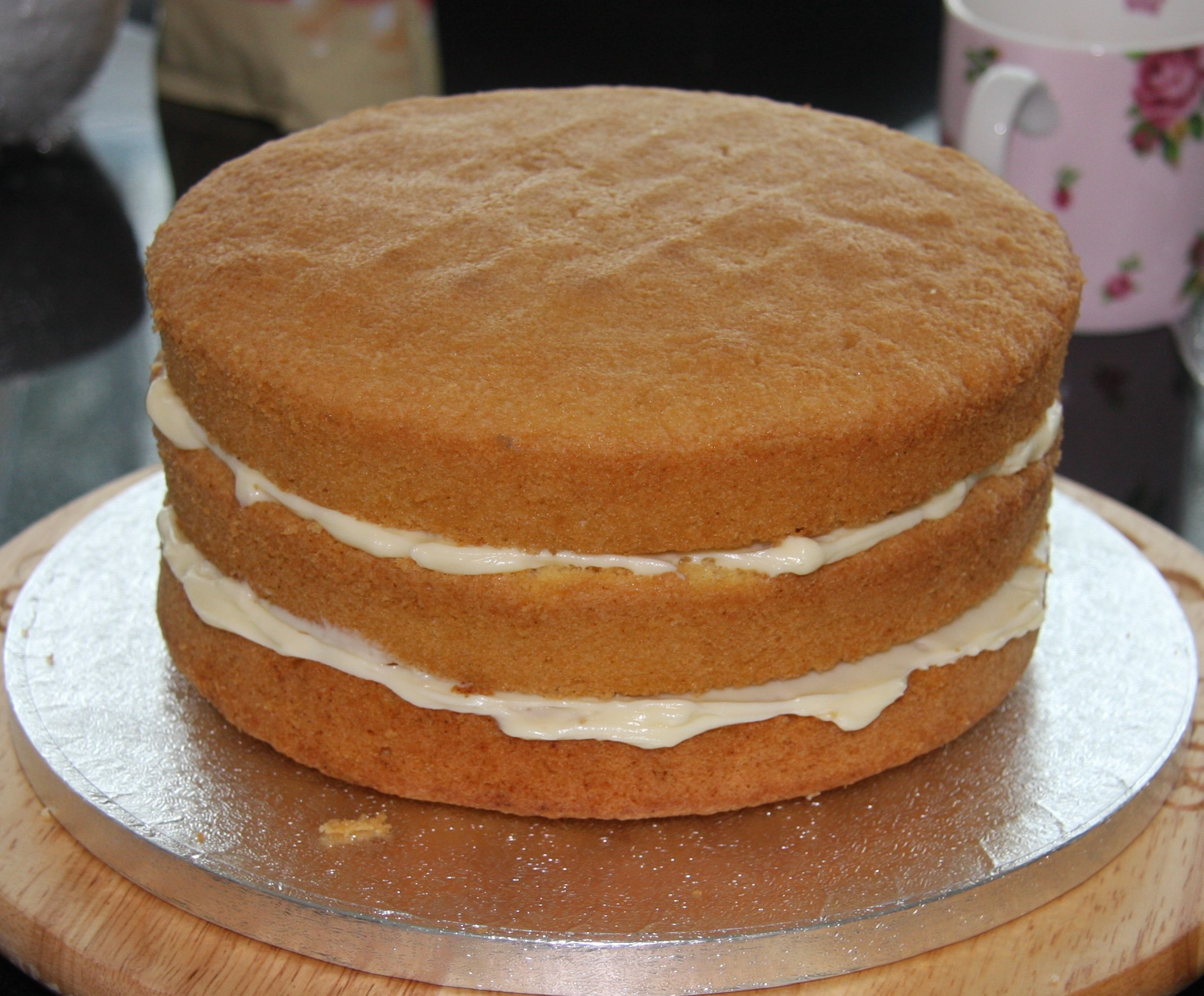 Uk Basic Vanilla Cake Recipe