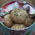 wholemeal rolls