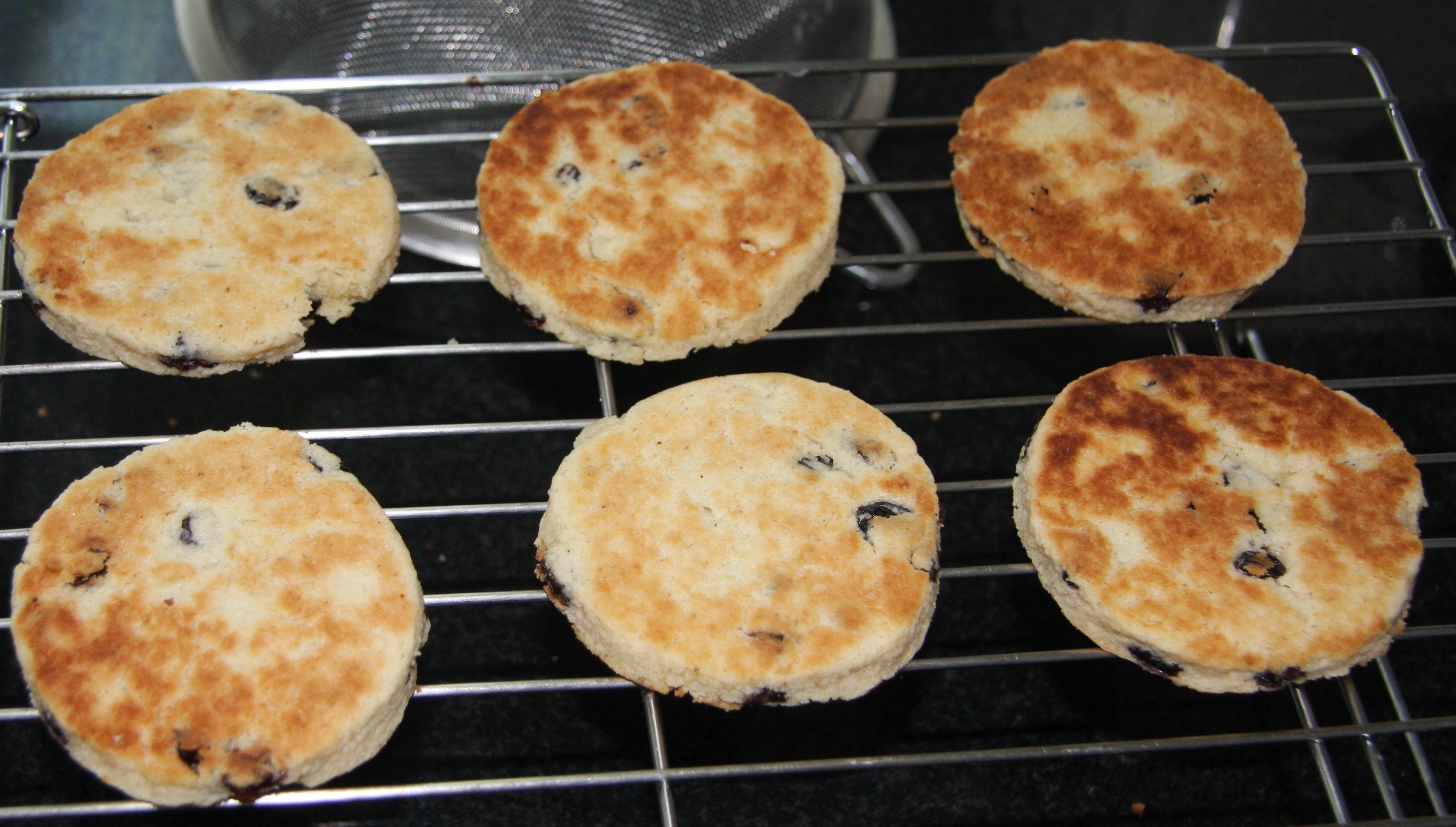 Can You Bake Welsh Cakes In The Oven