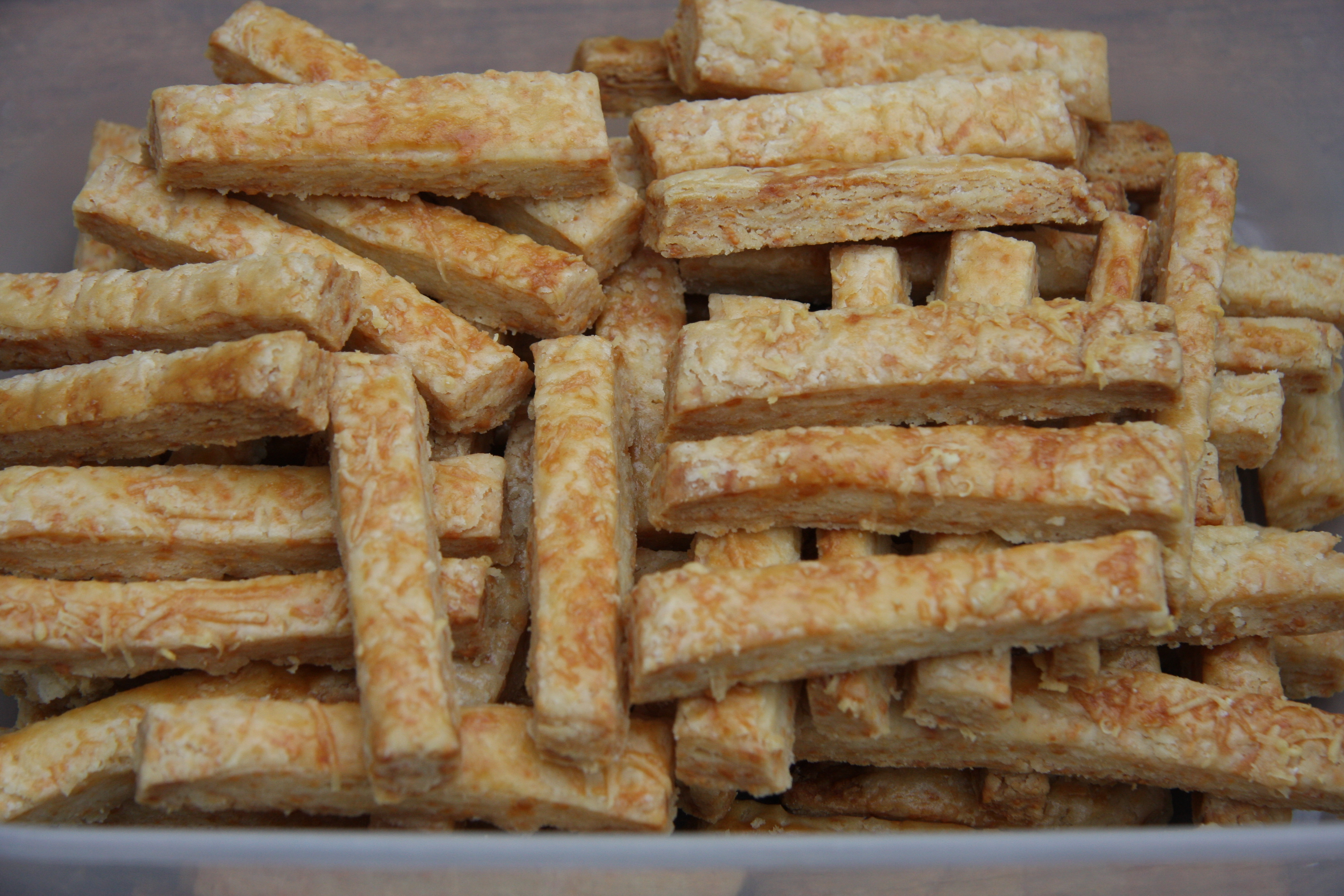 Cheese Straws Easy To Make For Kids Parties Or Picnics