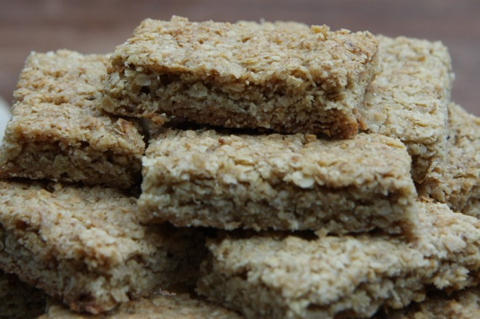 traditional flapjacks
