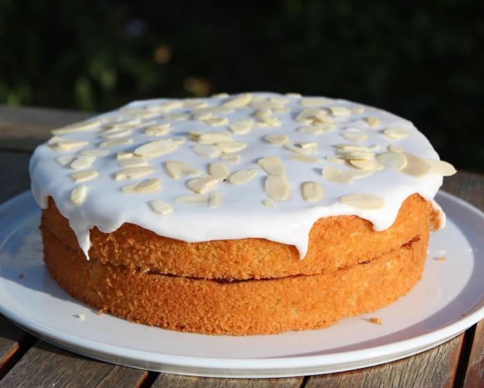 bakewell sponge