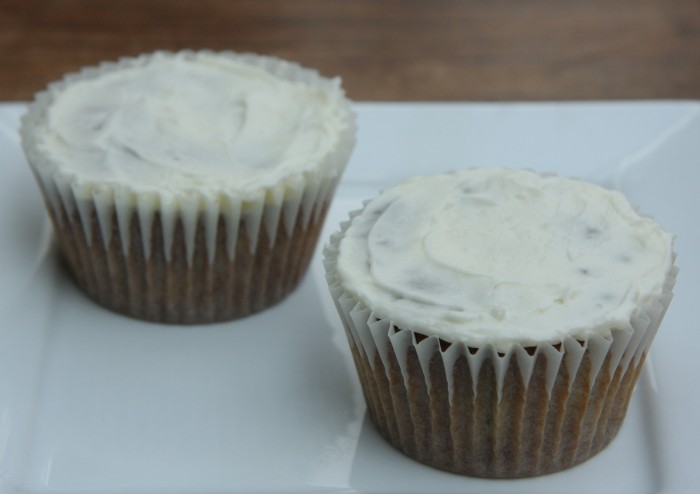 Courgette cupcakes 3