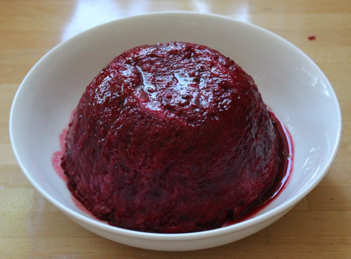 Summer Pudding | lovinghomemade