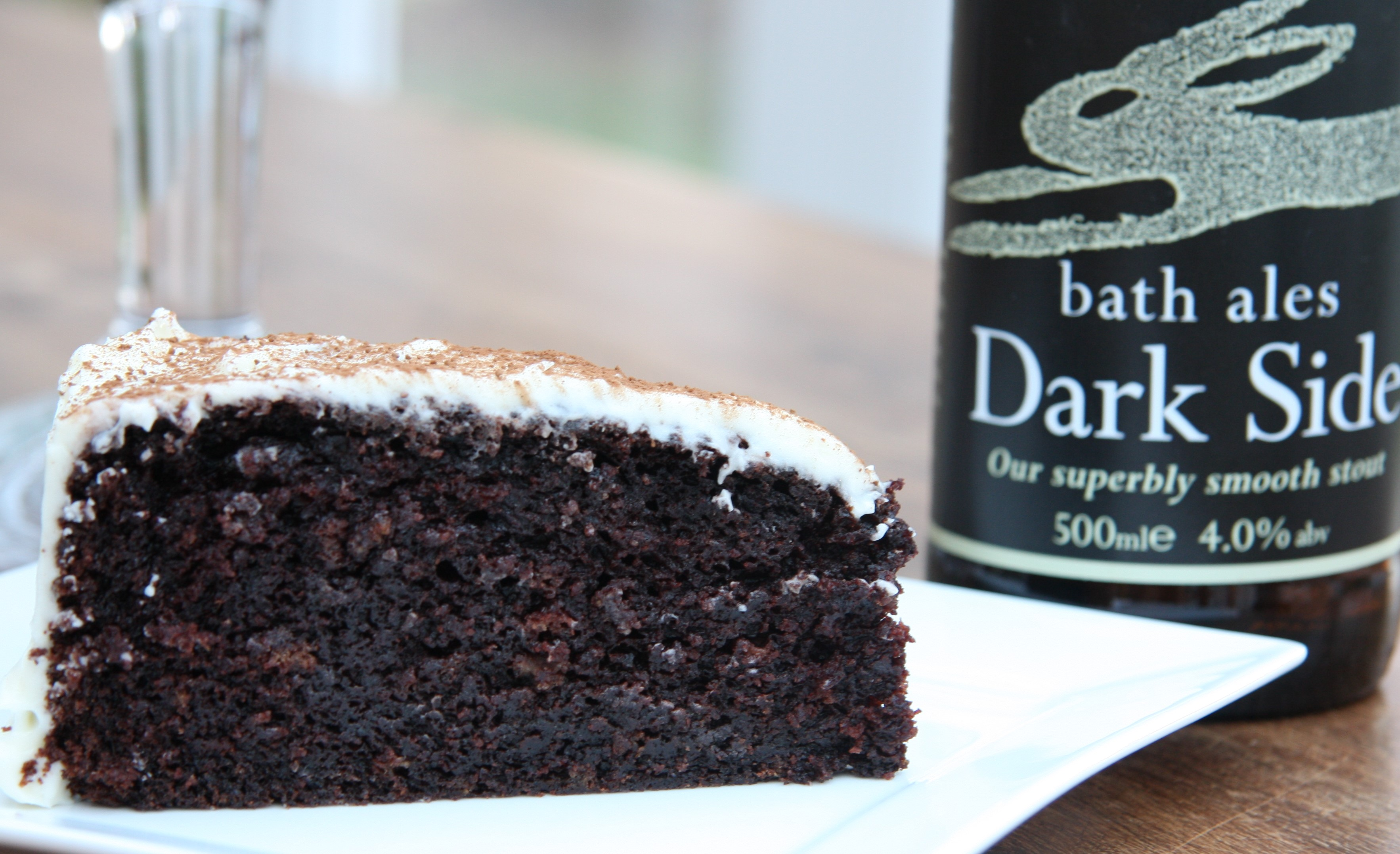 Chocolate Guinness Cake Hummingbird Recipe Lovinghomemade