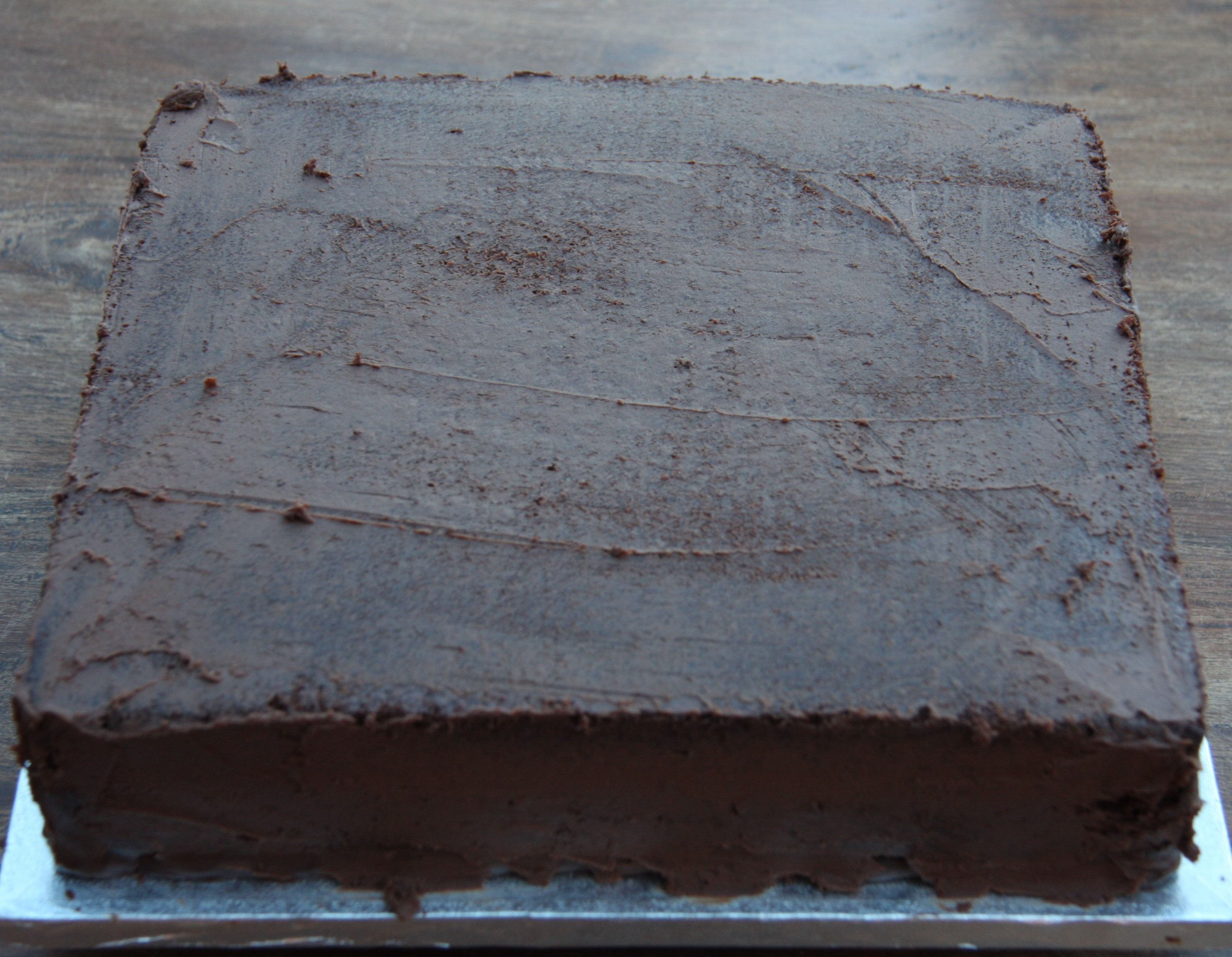 Birthday Present Cake 50th Birthday Cake Lovinghomemade