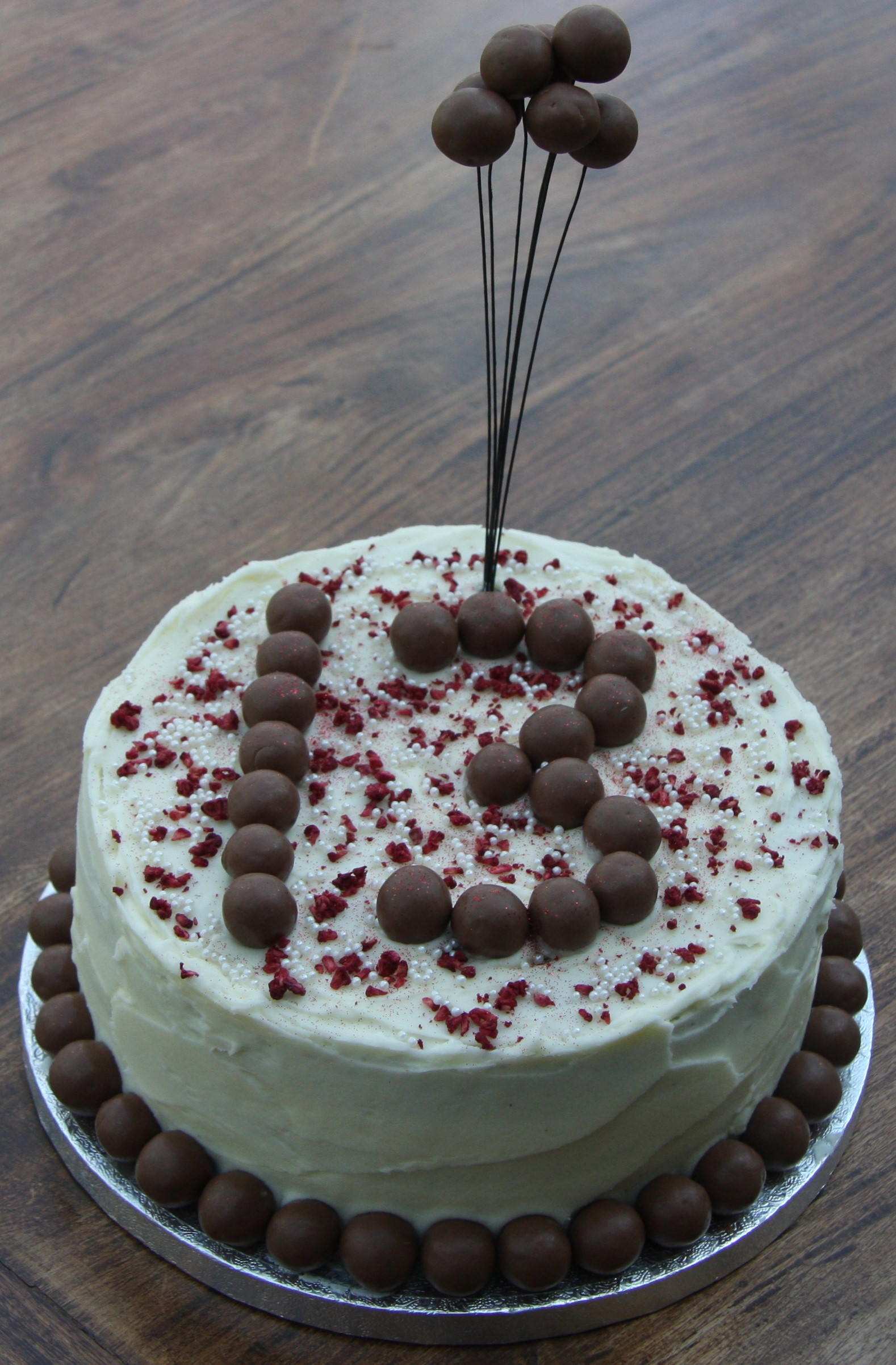 More Birthday Cake Ideas - lovinghomemade