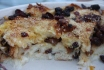 cinnamon bread and butter pudding