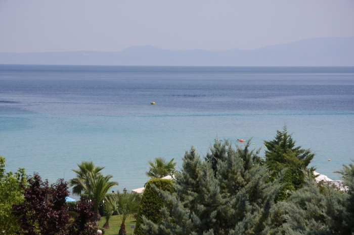 Aegean Melathron view