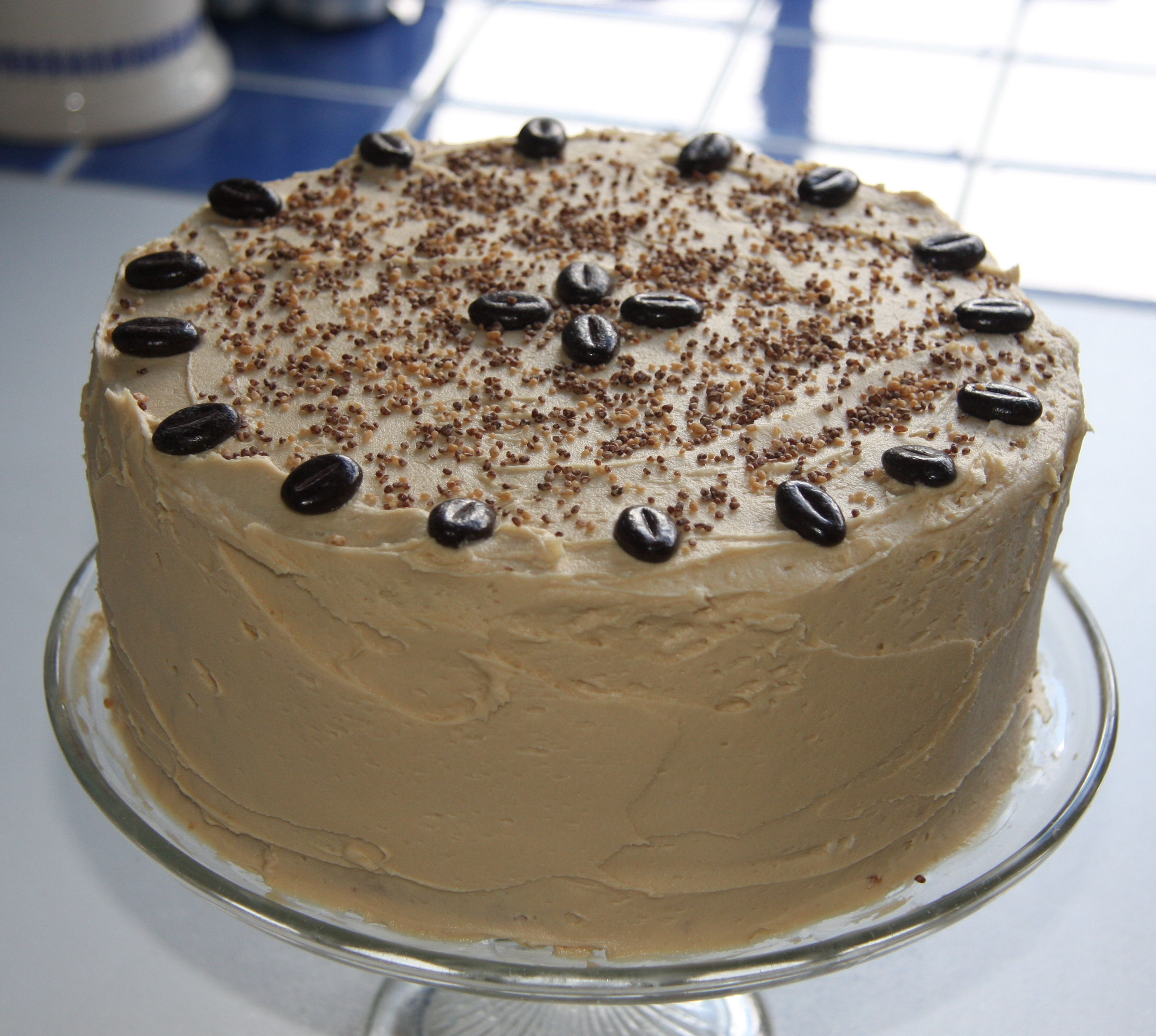 Chocolate Cake Recipe Using Coffee