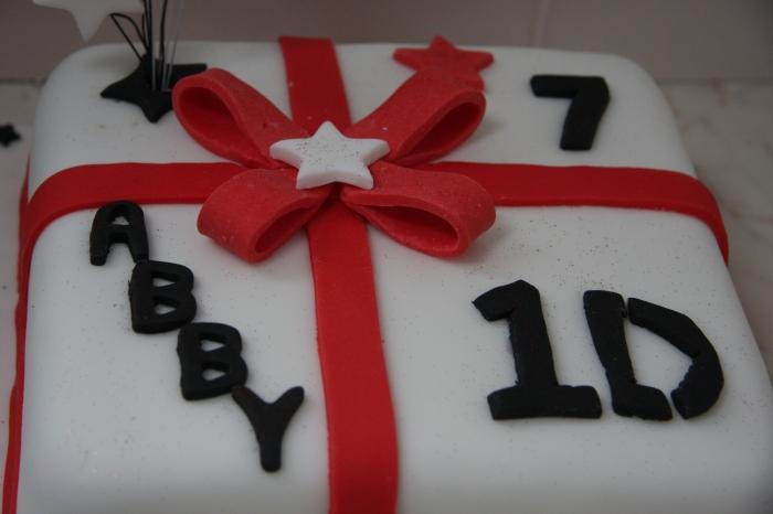 1D birthday cake