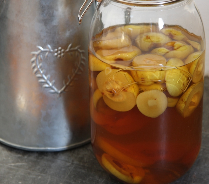 quince brandy