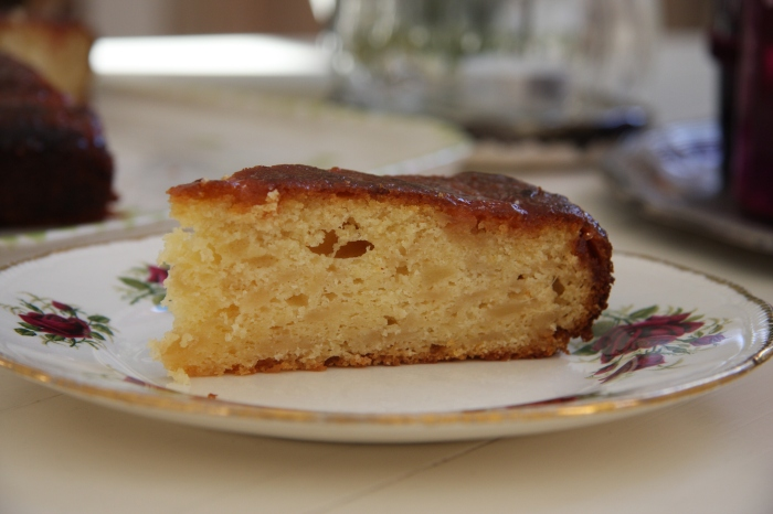 quince ginger cake