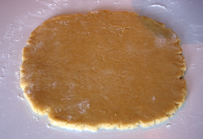 pastry for tarte tatin