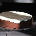 blackbery lemon yogurt cake