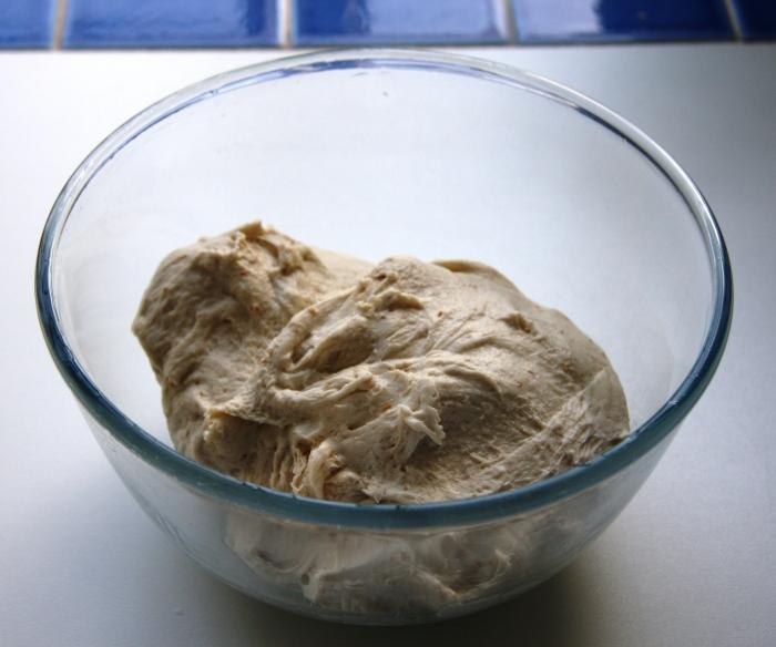 sourdough dough