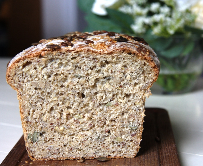 spelt seed bread