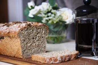 5 seed spelt bread