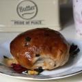 apricot chocolate buns