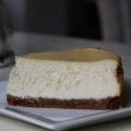 vanilla baked cheesecake