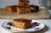 honey almond apricot cake