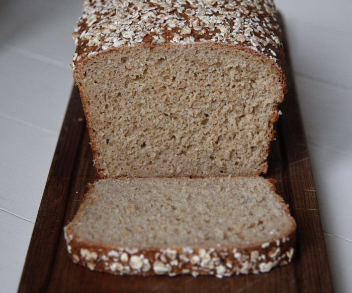 ancient grain bread