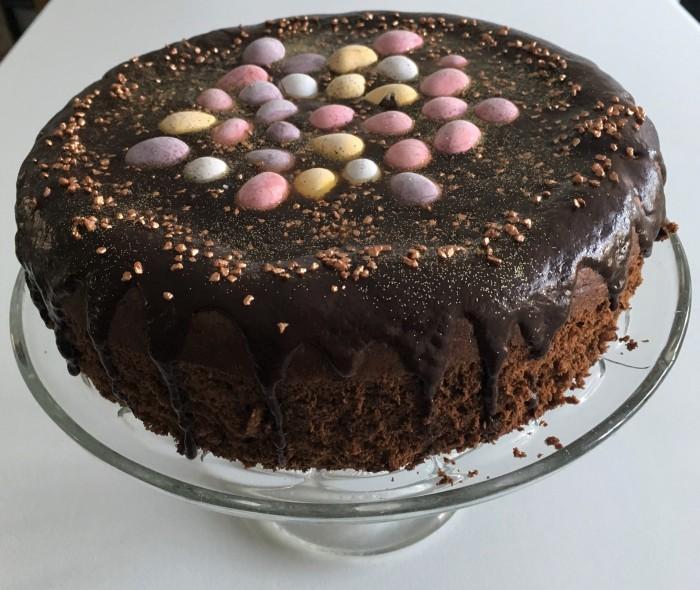 rich chocolate cake 5