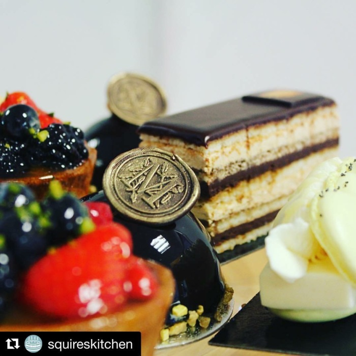 Squires french patisserie course