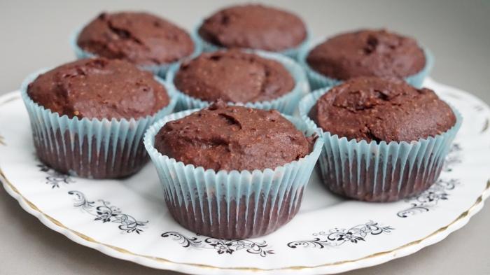 gluten free chocolate muffins